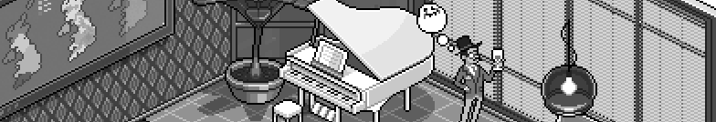 Lonely at the Top isometric pixel art